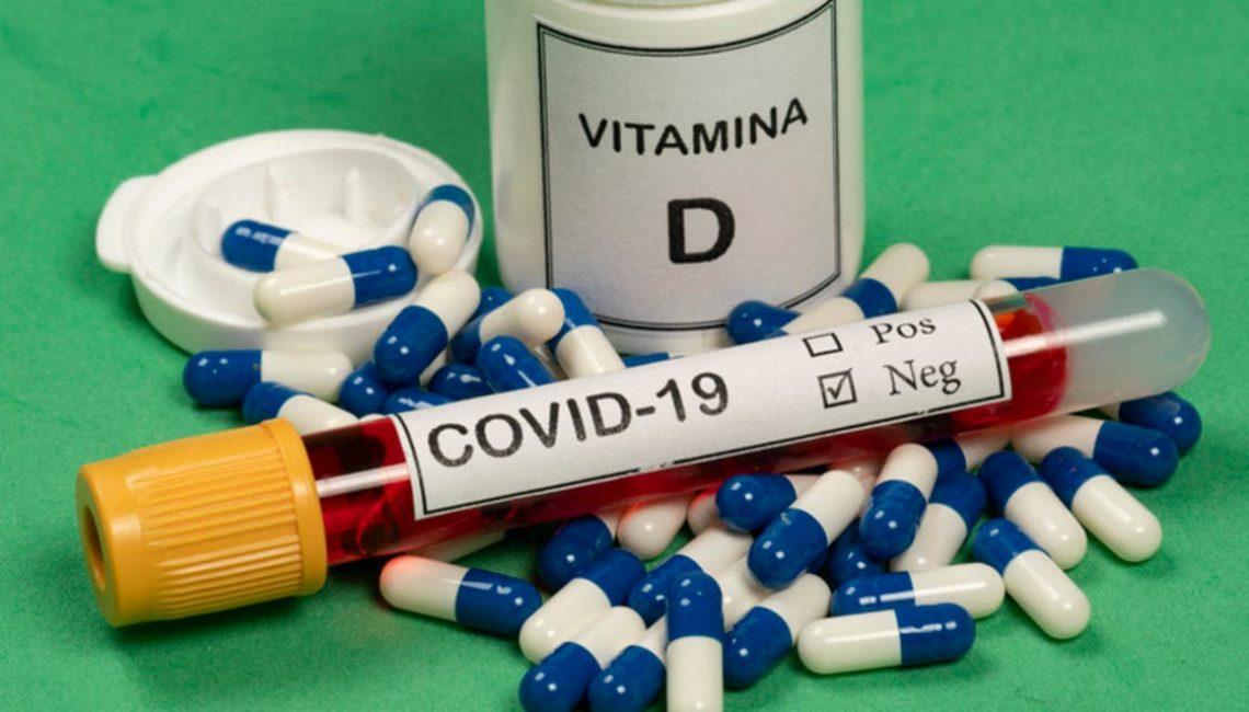 جائحة كوفيد-١٩ وعلاقتها بالفيتامين D